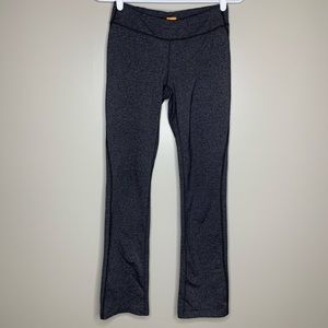 Lucy Powermax Straight Leg Grey Yoga Pants Small
